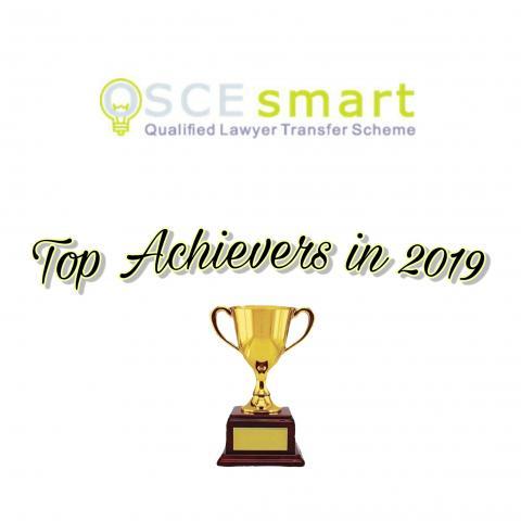 QLTS OSCE Top achievers 2019